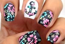Spring Nail Art - Inspiration