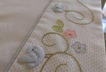 bordados de bebê