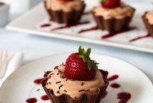 Dessert - Trifles, Parfaits, Mousse, etc.