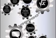 infographics / social media & design web