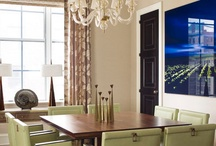 Dining room / by Lois Hastings