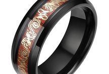 JPR Wood Rings