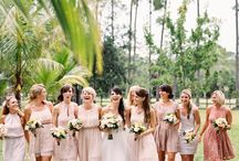 Wedding dresses, hair and makeup / ideas for hair, makeup and nails / by Kimberly Aguilera