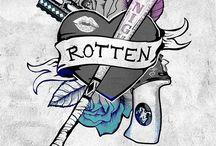 Harley Quinn/Joker wallpapers❤