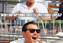 Optometry Humor / Things we find funny about optometry!