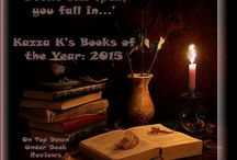 Books of the Year, 2015: Kazza / December 16th. OTDU Books of the Year.