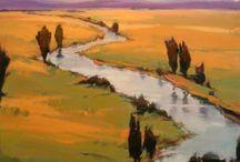 Inspiring Painting- Landscape