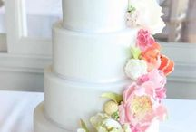 Wedding Cakes / All cakes clearly built to celebrate nuptials / by The Cake Eccentric