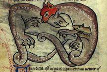 Bestiary, Medieval Art / by Emanuela Marcu