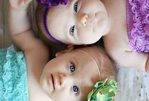 my twin girls