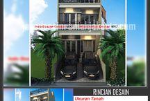 Desain Rumah 4 Lantai