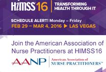 Opportunities for NPs / This is the place to find conferences and other opportunities for nurse practitioners, offered by organizations other than AANP.