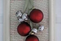 Christmas crafts / by Tracy Saunders