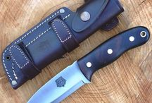 The TBS Grizzly Fixed Blade Knife / The biggest knife in our range and one of my favourites