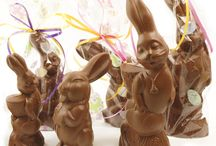 Easter Collection / Great treats and gift ideas from daniel le Chocolat Belge for Easter