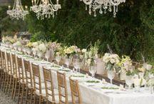Table settings / by Jann O'Flynn