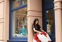 fashionista / by sabrina