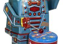 JUGUETES robots