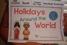 holidays/celebrations