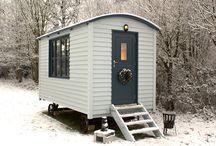 shepereds huts