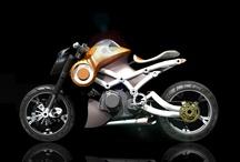 Prototype Motorcycle