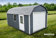 The Gambrel - Garage Shed