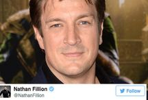 Nathan Fillion Actor
