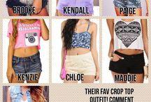 Teen fashion / Love teen fashion