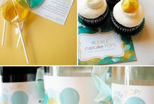 Baby Showers / by Beverly Haug