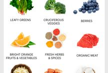 Cancer Fighters / Foods and recipes that are great at keeping you healthy!