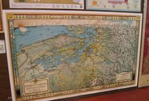 Old Maps / Old and Antique Maps
