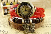 vancaro Leather bracelet  watchs / fashion