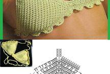 Patrón ropa crochet