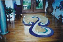 Custom Carpet and Rugs / Custom Rug Design Ideas