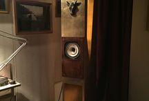 Horn loudspeakers / Hedlund horn loudspeakers