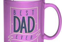 Fathers Day Mugs