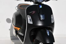 Vespa scooter windshieds by Ermax Design / Windshiels