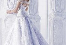 Gown Wedding & Ring