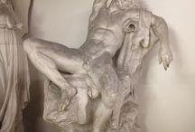 Mænd / Skulpturer af mænd