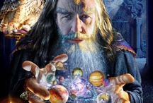 Sorcerers, Wizards and Magic