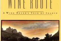 Great Books About Wine / Books we love about wine, wine regions, winemakers