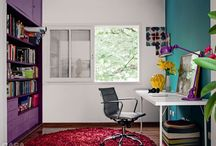 Home office inspiration / by Natália Constantino