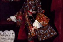 Hombres vestidos en Latinoamérica, s. XVIII
