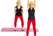underarm exercise