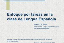 CLASES DE ESPAÑOL / ELE