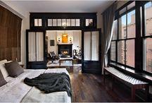 interior male single room