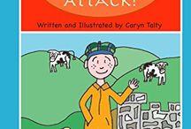 Children's Books on Celiac Disease