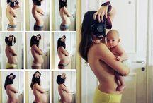 Pregnancy timelaps