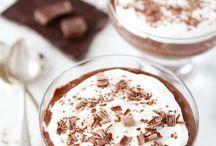 Food | Dessert | Pudding, Mousse