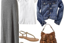 Great Fashion Looks / by Kimberly Rubiolo
